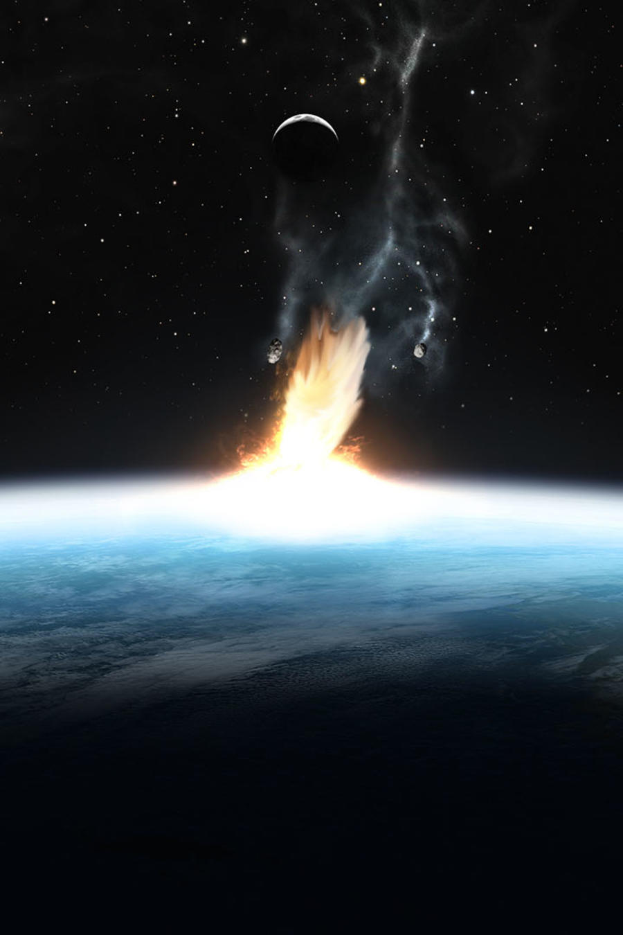 Satélite Chino se impactará con la Tierra