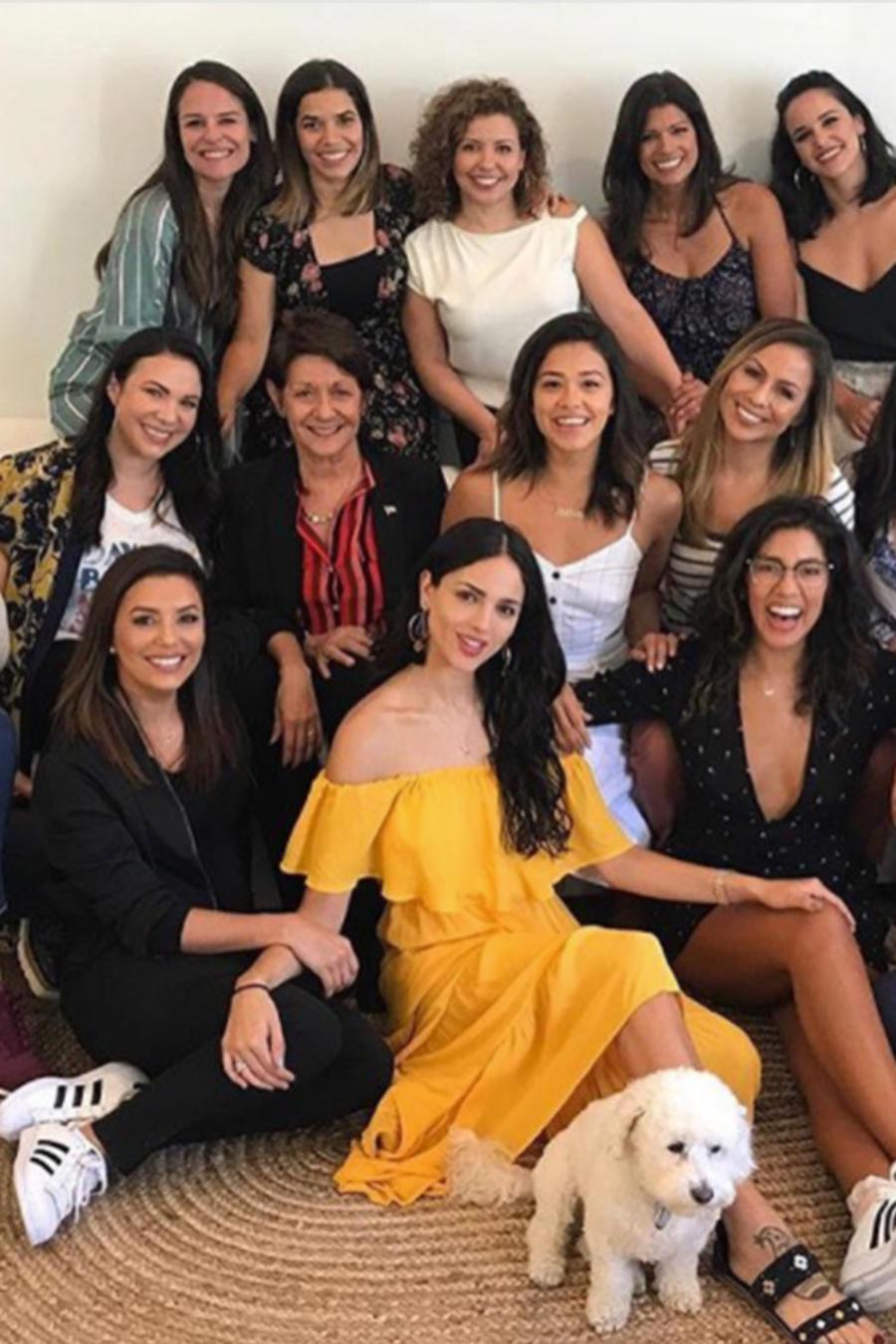Latina Actresses Brunch