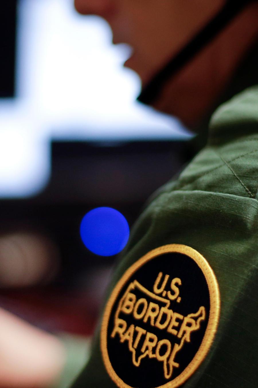 Un agente de la Patrulla Fronteriza, en una imagen de archivo.