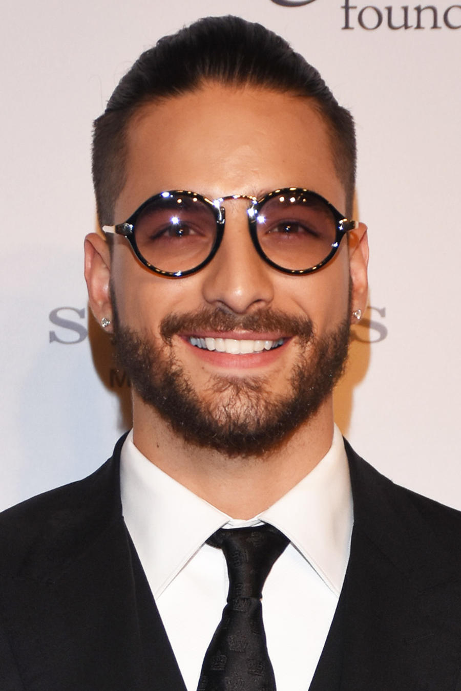 Maluma United by Mexico Charity Gala Red Carpet