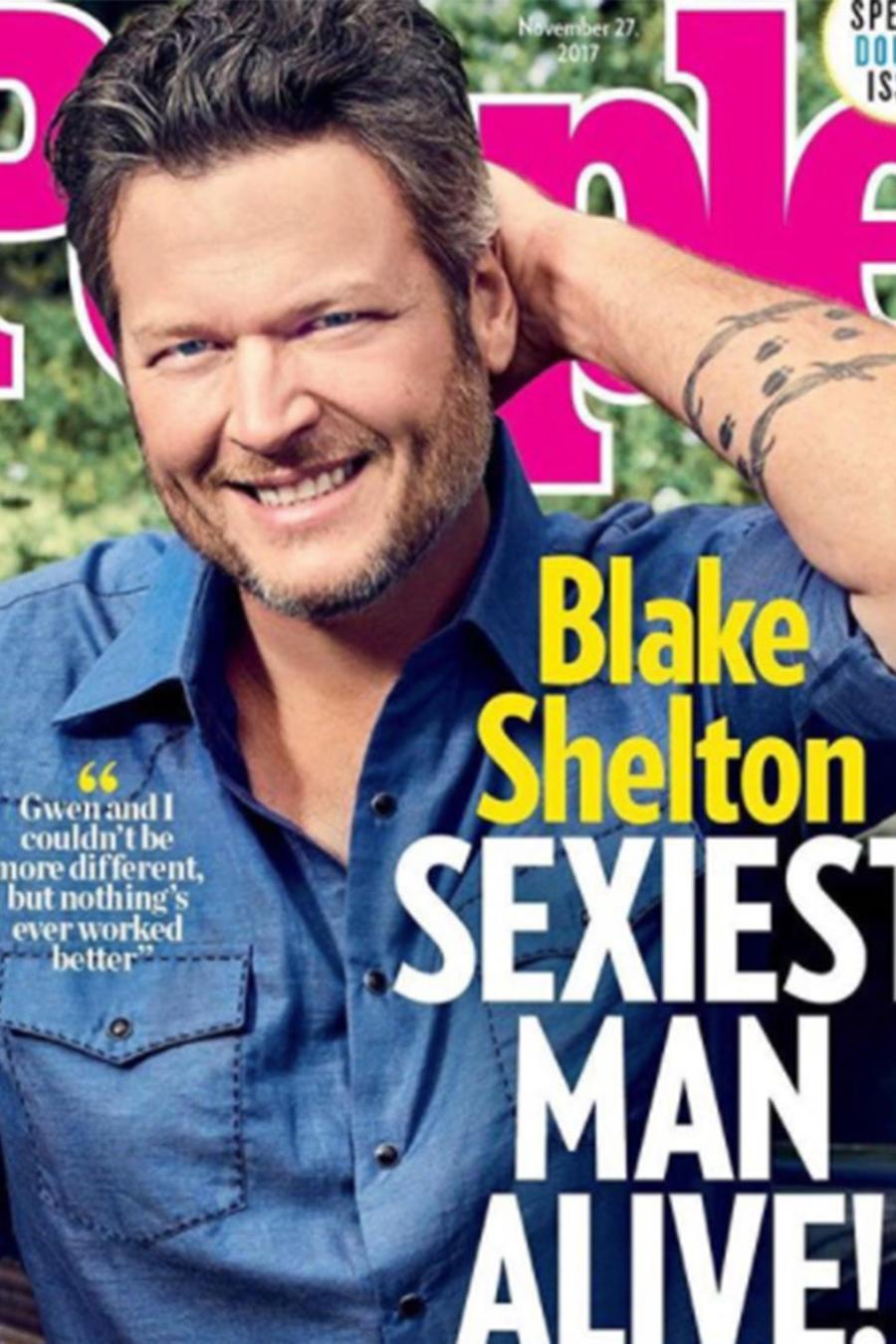 Blake Shelton - Sexiest Man Alive
