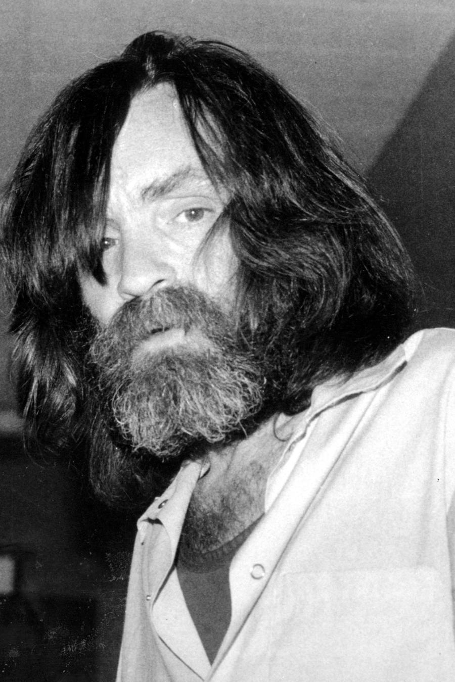 Imagen de archivo del asesino en serie, Charles Manson, en 1981.
