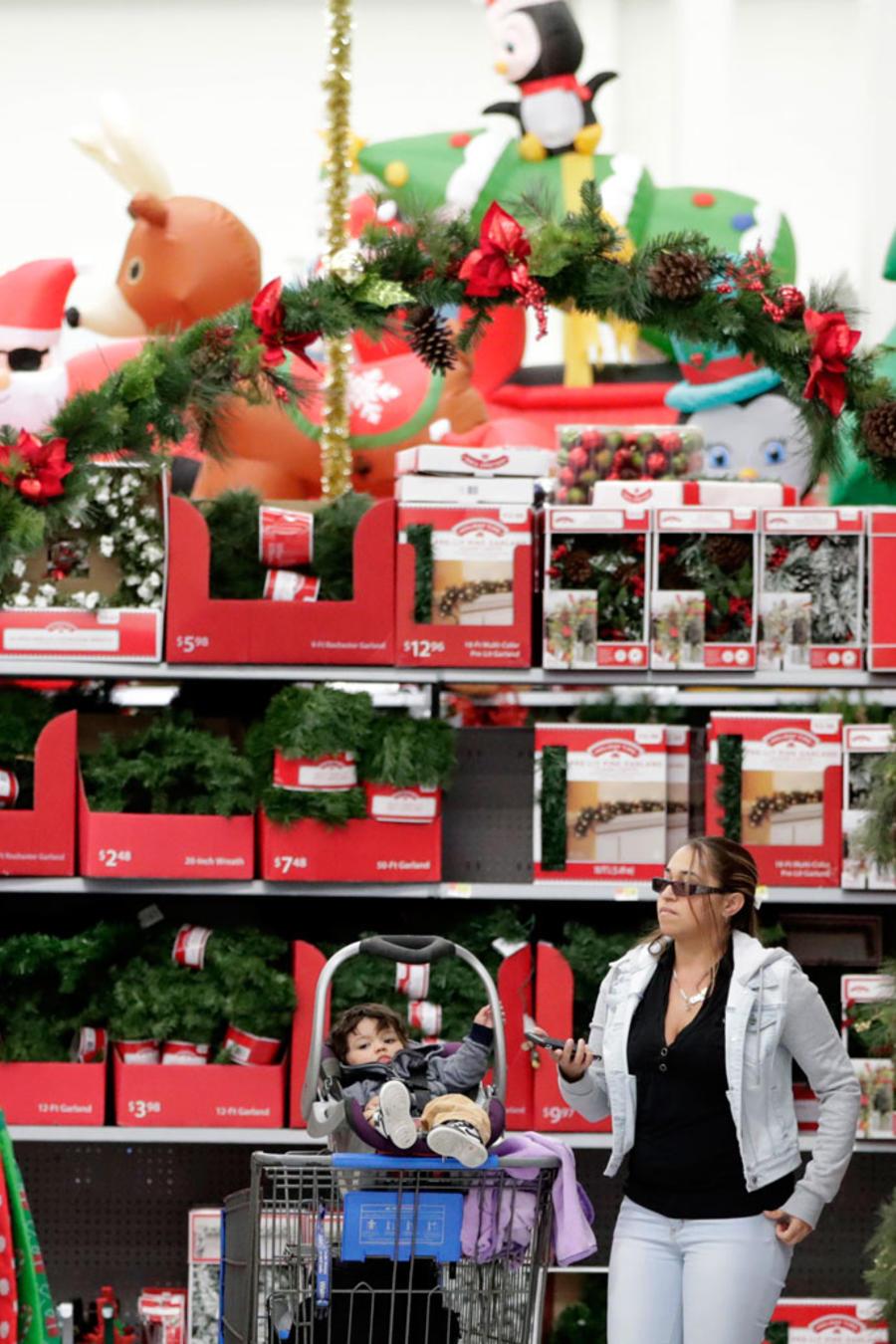 Tienda de Walmart en Seacaucus, Nueva Jersey