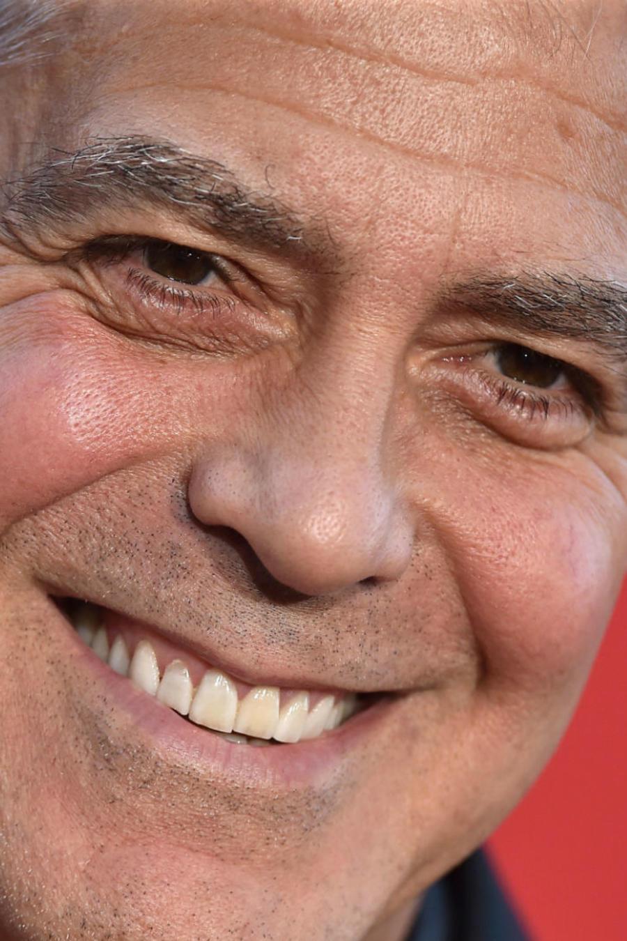 George Clooney, octubre 2017