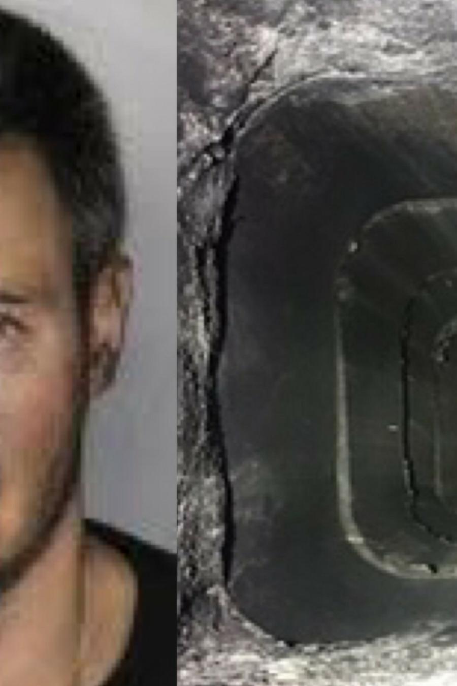 Un hombre que  intentó a entrar a un bar por la chimenea  para robarlo estaba atorado