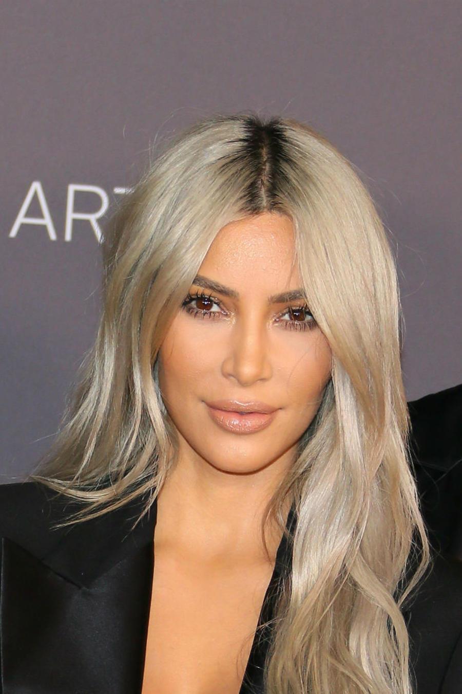 Kim Kardashian con Kris Jenner