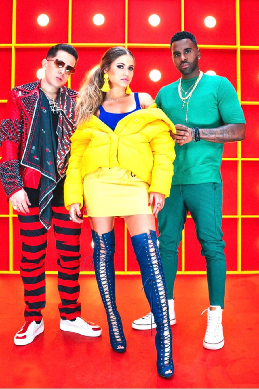 Sofia Reyes ft Jason Derulo y De La Ghetto
