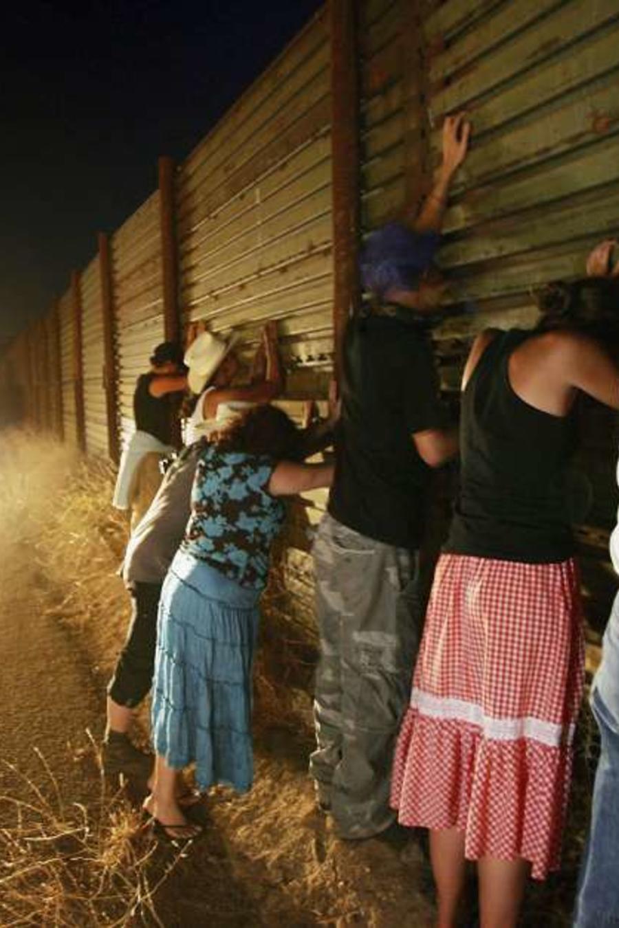 La frontera ya no es la coladera que era en los años noventa. La mayoría de la inmigración indocumentada ya no viene por ahí.