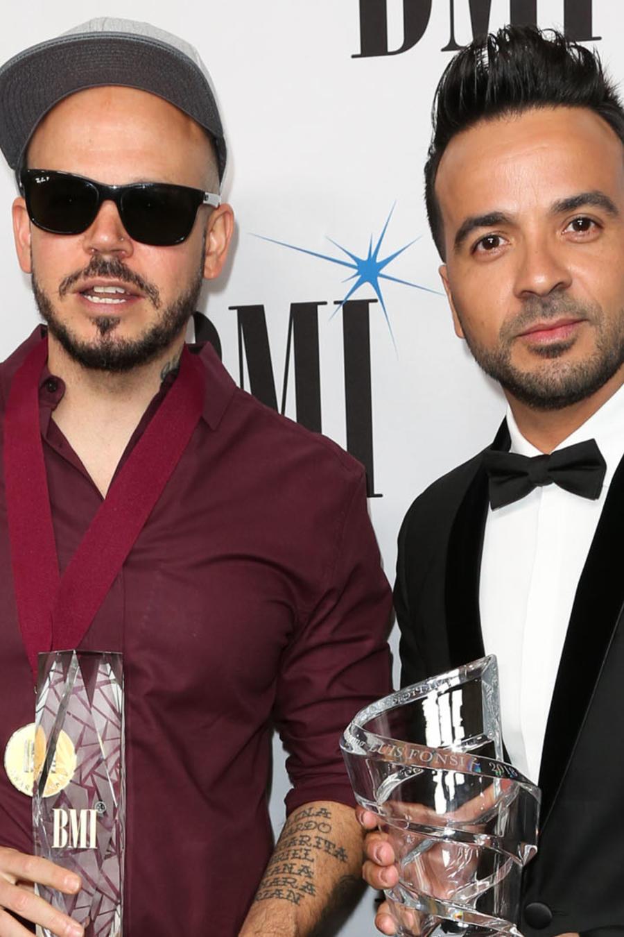 Residente & Luis Fonsi 25th Annual BMI Latin Awards - Arrivals