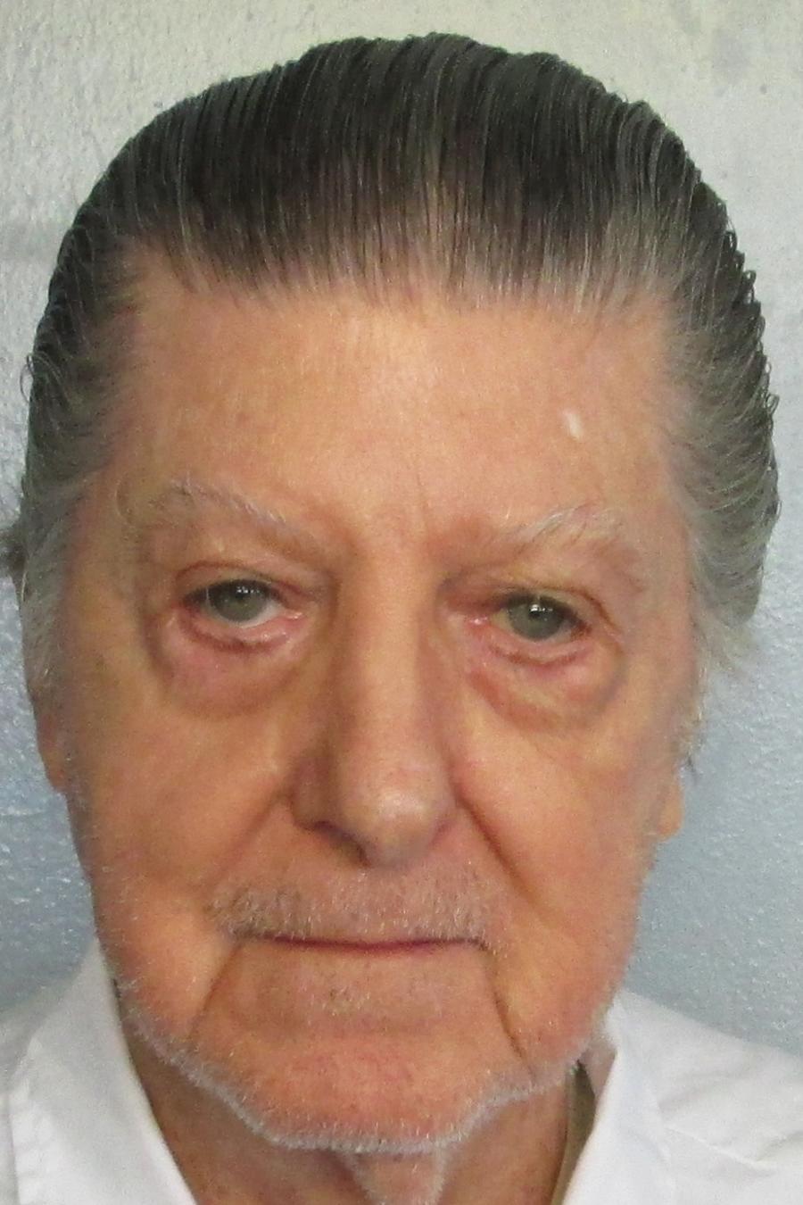 El reculso Walter Leroy Moody, quien fue ejectuado en Alabama.