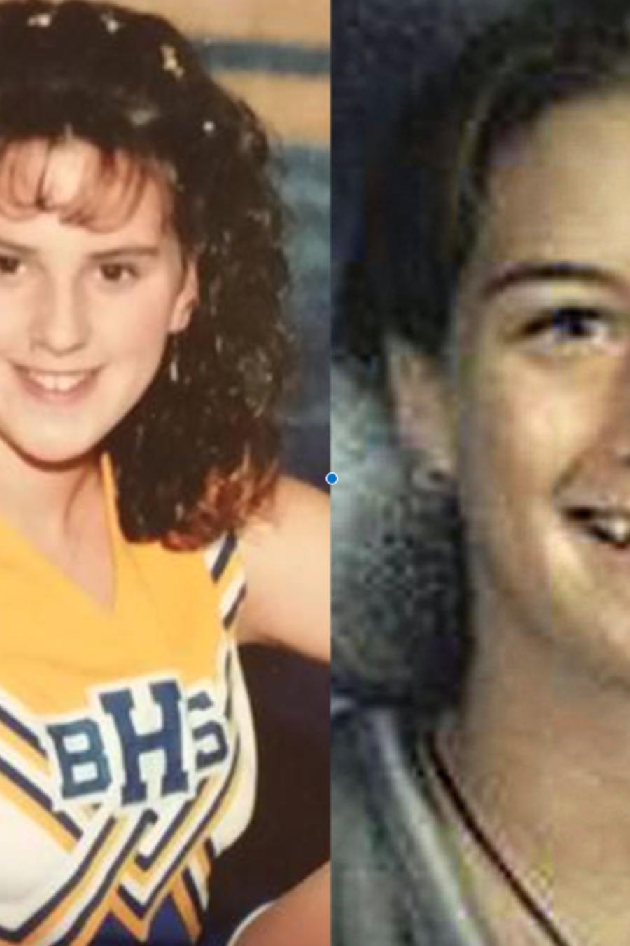 Laurie Bible (izquierda) y Ashley Freeman, en imágenes difundidas durante su búsqueda.