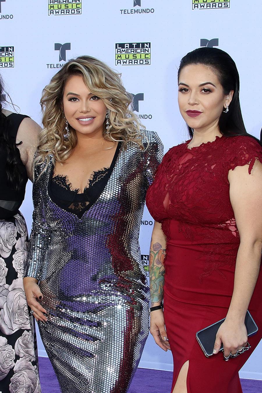 2017 Latin American Music Awards - Arrivals