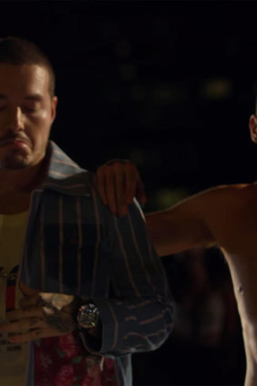 J Balvin and Liam Payne