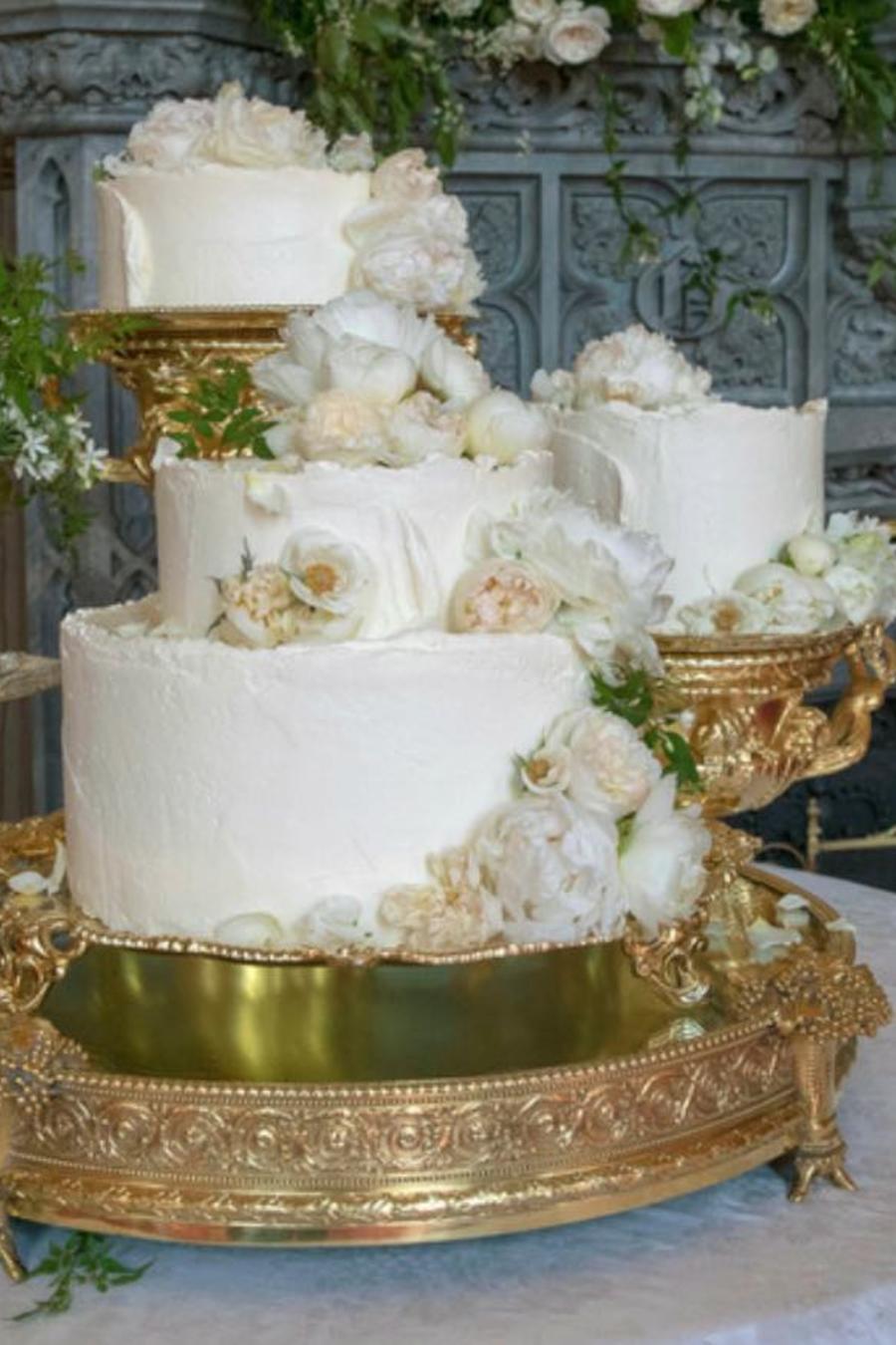 """La creadora del pastel para 600 personas es la repostera Claire Ptak, administradora de la pastelería """"Violet"""","""