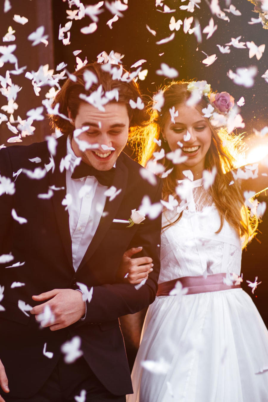 Estafadores de bodas