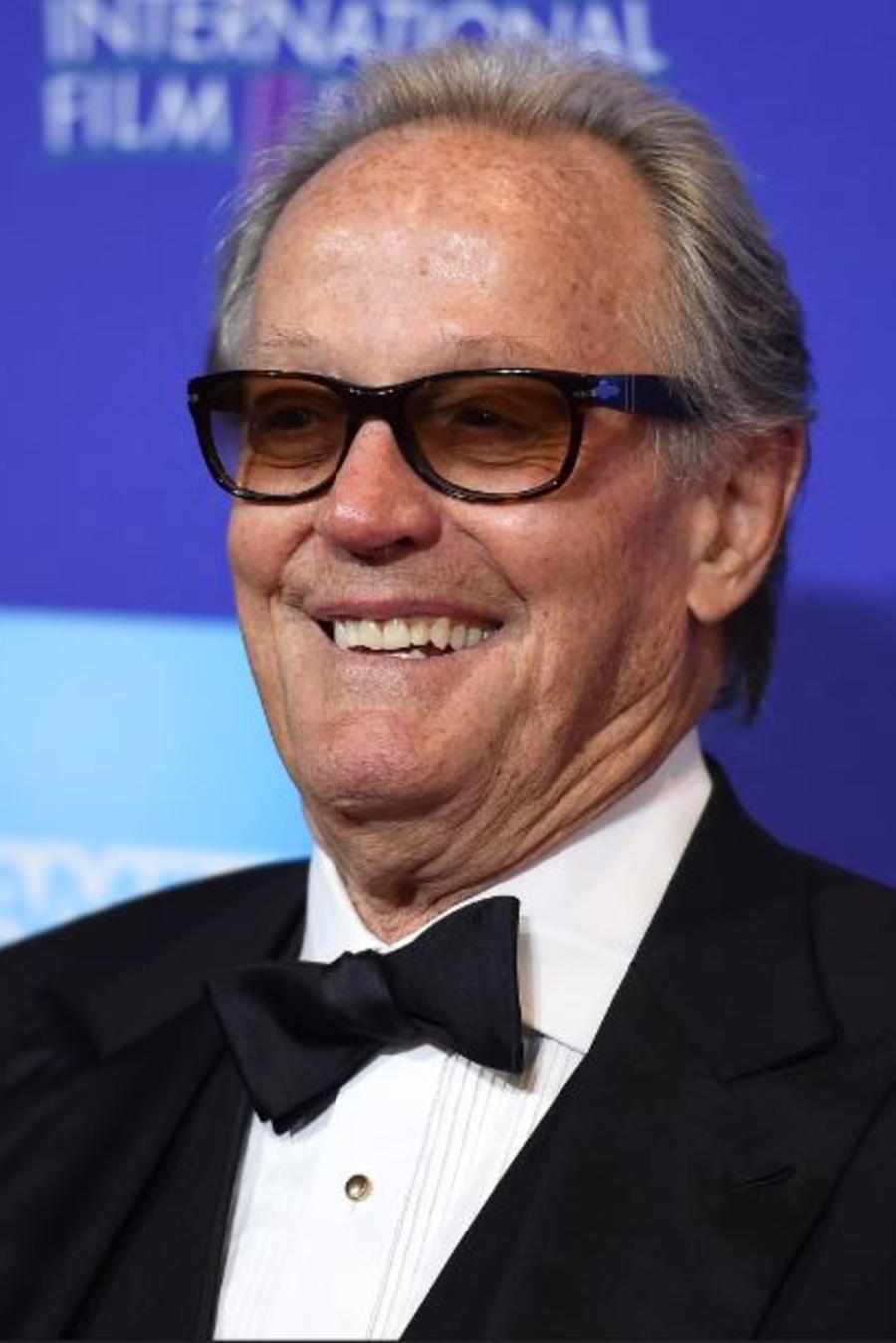 Peter Fonda en una imagen de archivo.