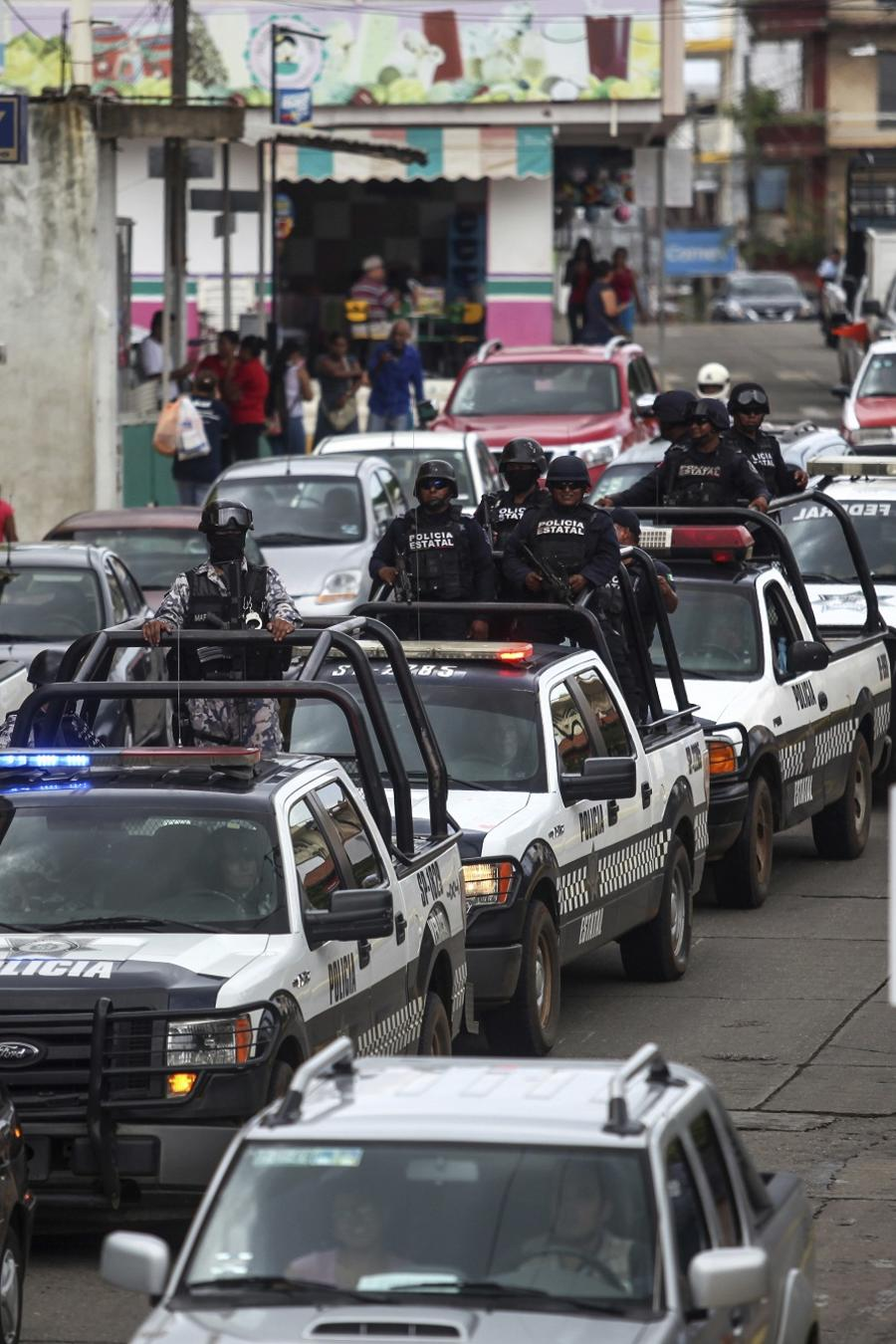 policia veracruz