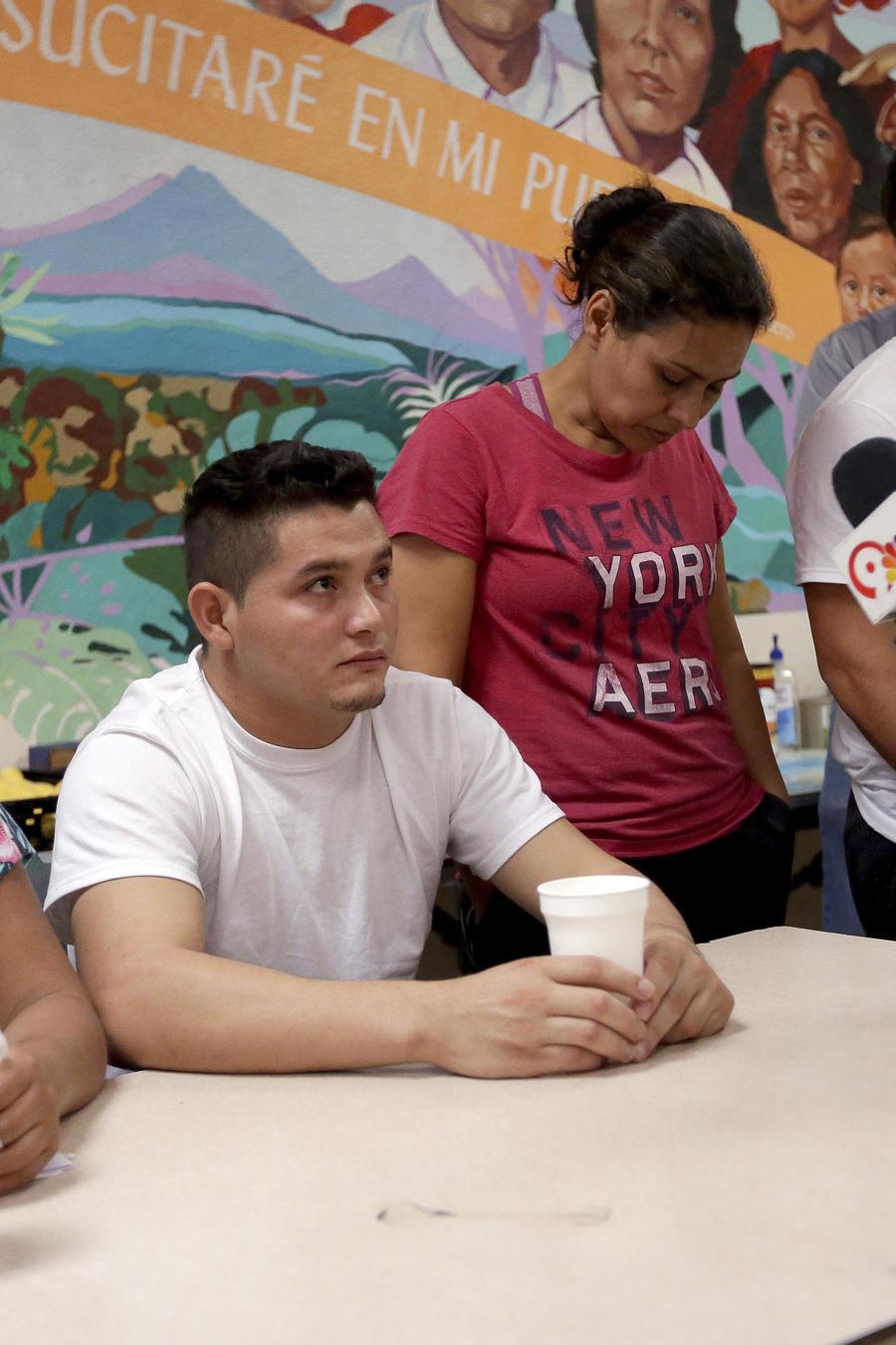 Familia de inmigrantes