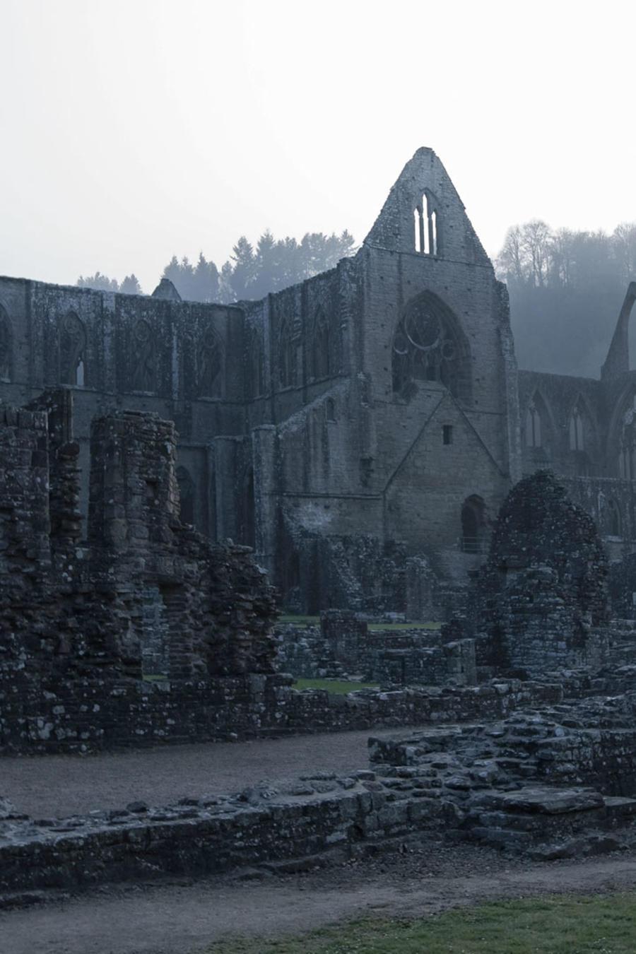 Abadía Tintern