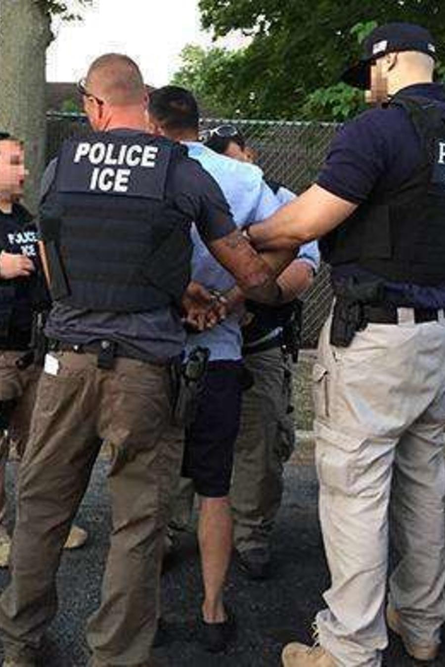 La oficina de ICE en Atlanta rompe los records nacionales de detenciones