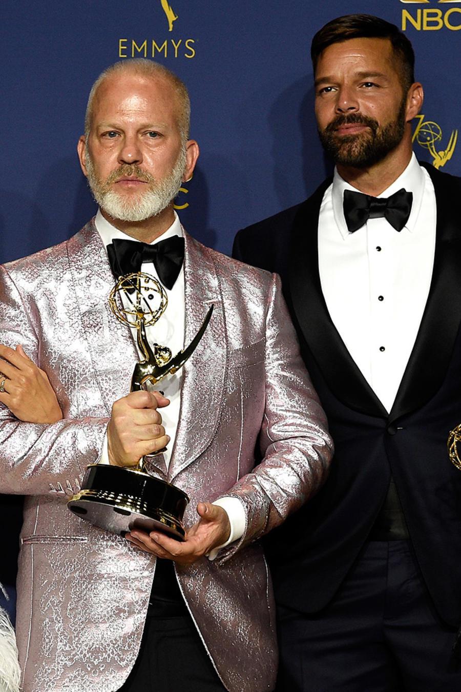 "NBC's ""70th Annual Primetime Emmy Awards"" - Press Room"