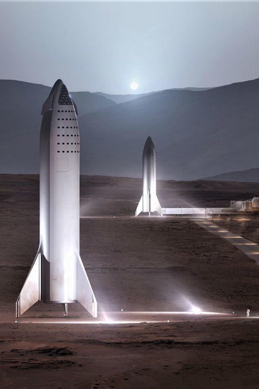 base marciana