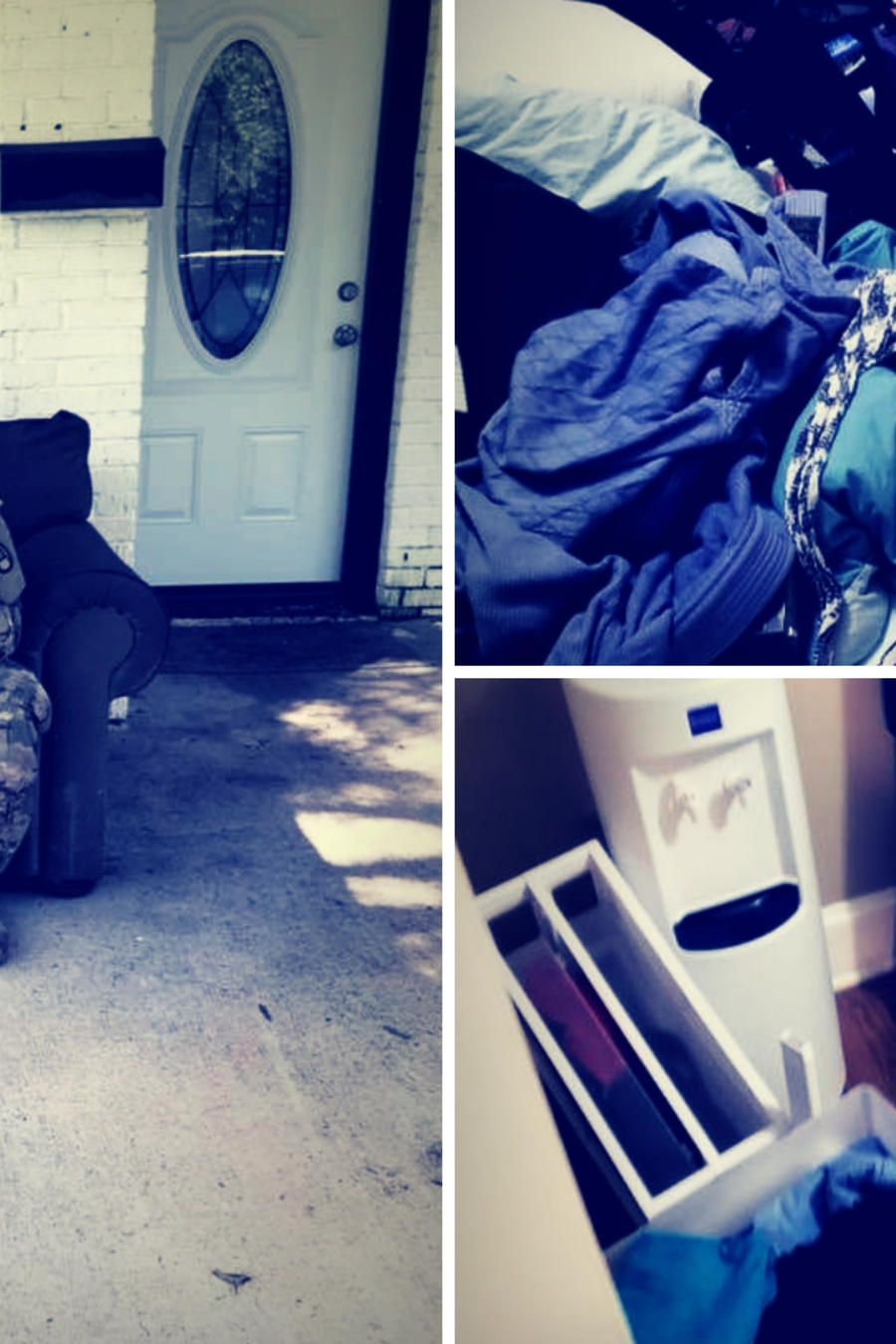 Una amiga de Luis Ocampo comenzó una campaña de recaudación que superó su meta rápidamente. Después el soldado decidió redirigir los donativos a otras personas que los necesitaban.