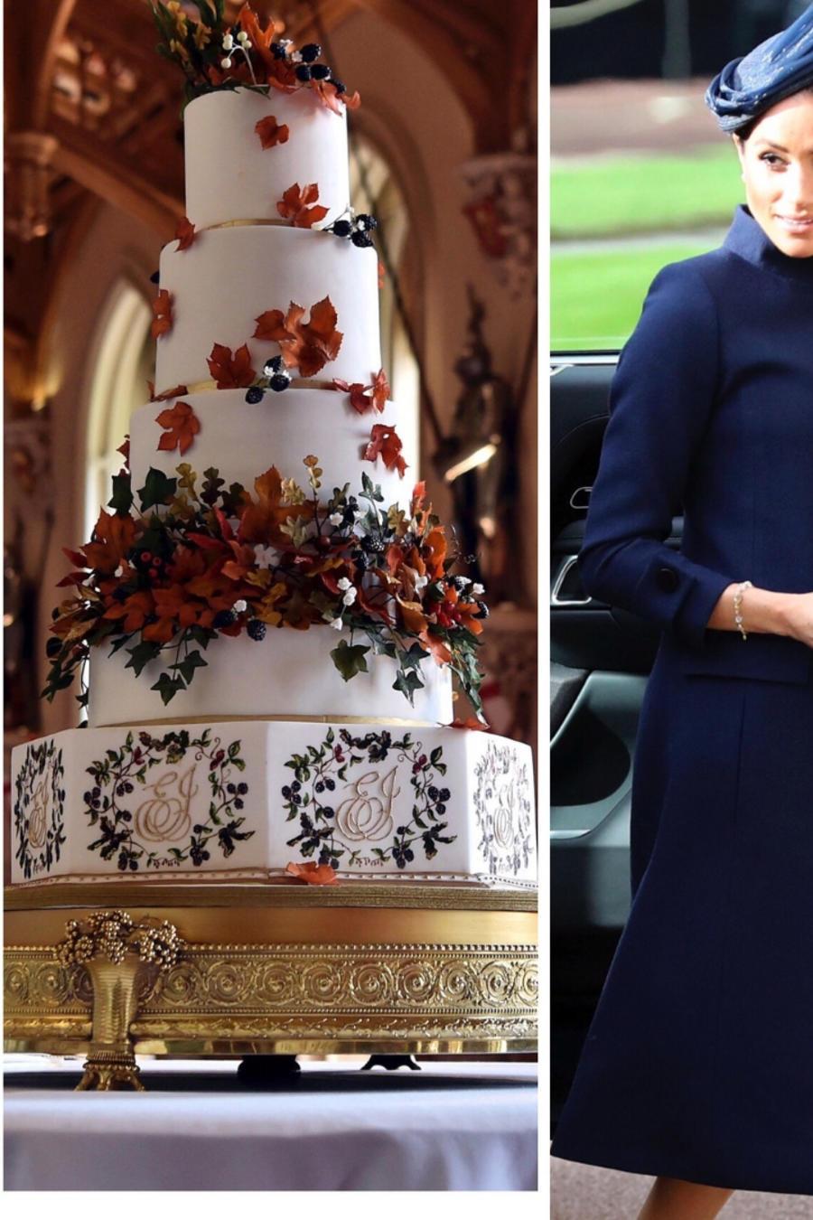 La princesa, Eugenie de York y al empresario Jack Brooksbank, se dieron el sí después de 8 años de noviazgo.