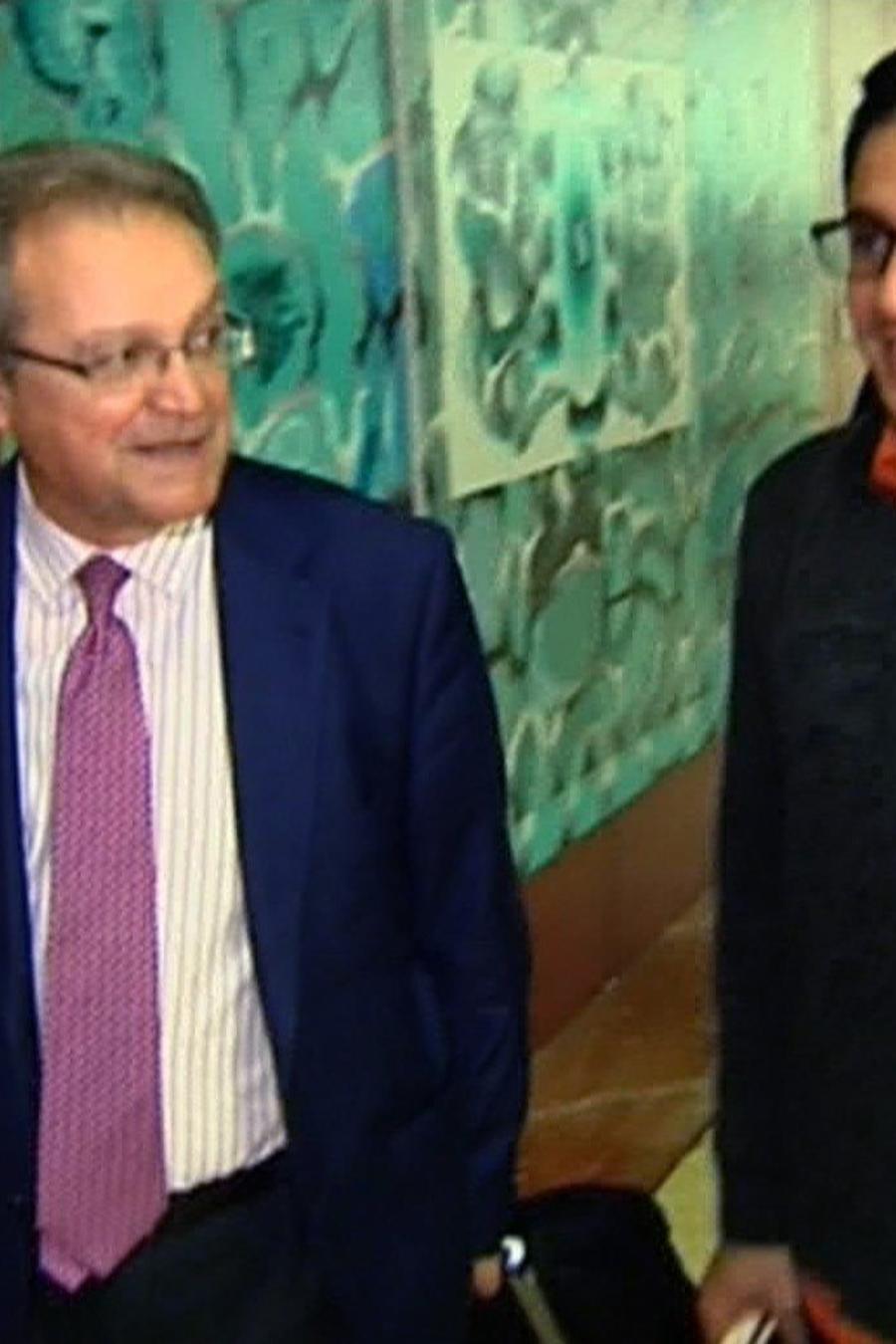 El opositor venezolano Lorent Saleh llega a España