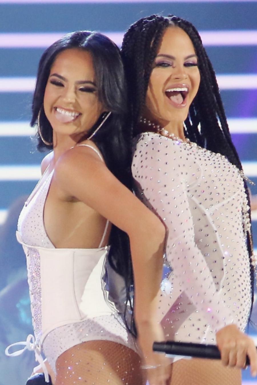 Becky G & Natti Natasha