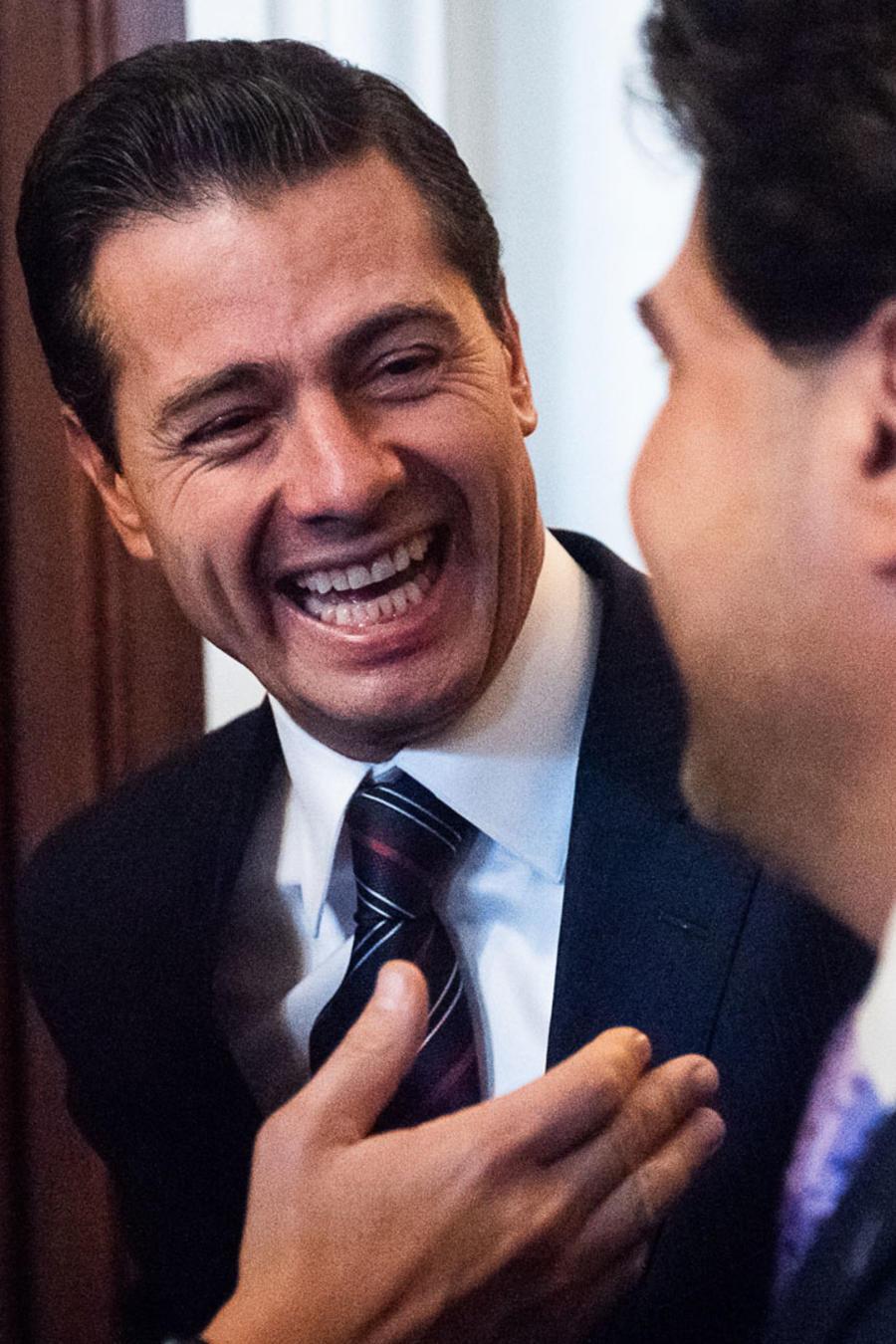 RBD y Enrique Peña Nieto