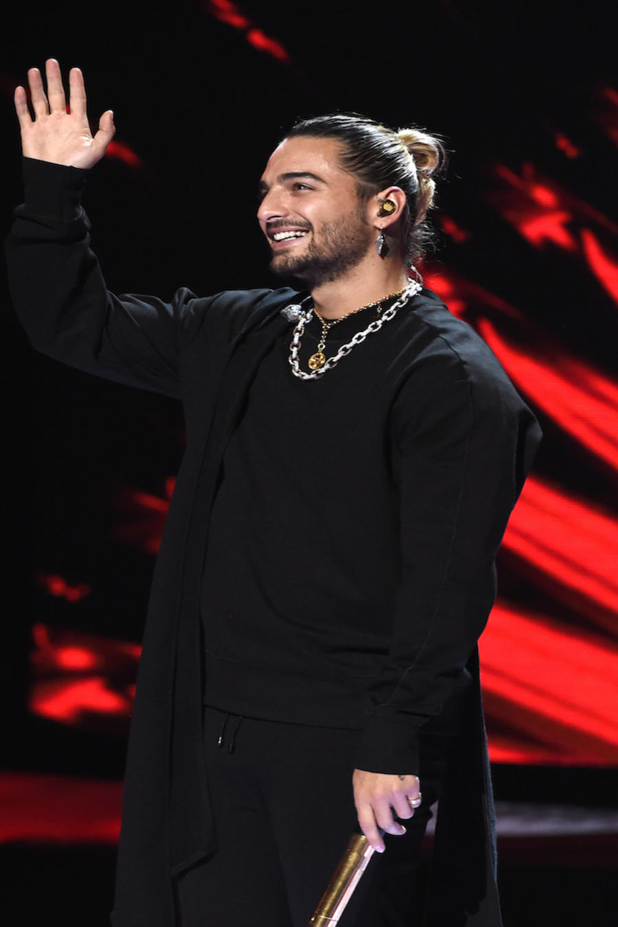 Maluma en los Latin American Music Awards