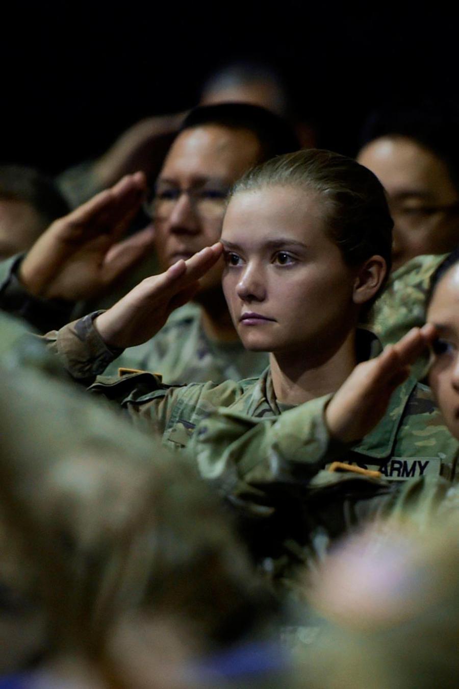 El Ejército de los Estados Unidos