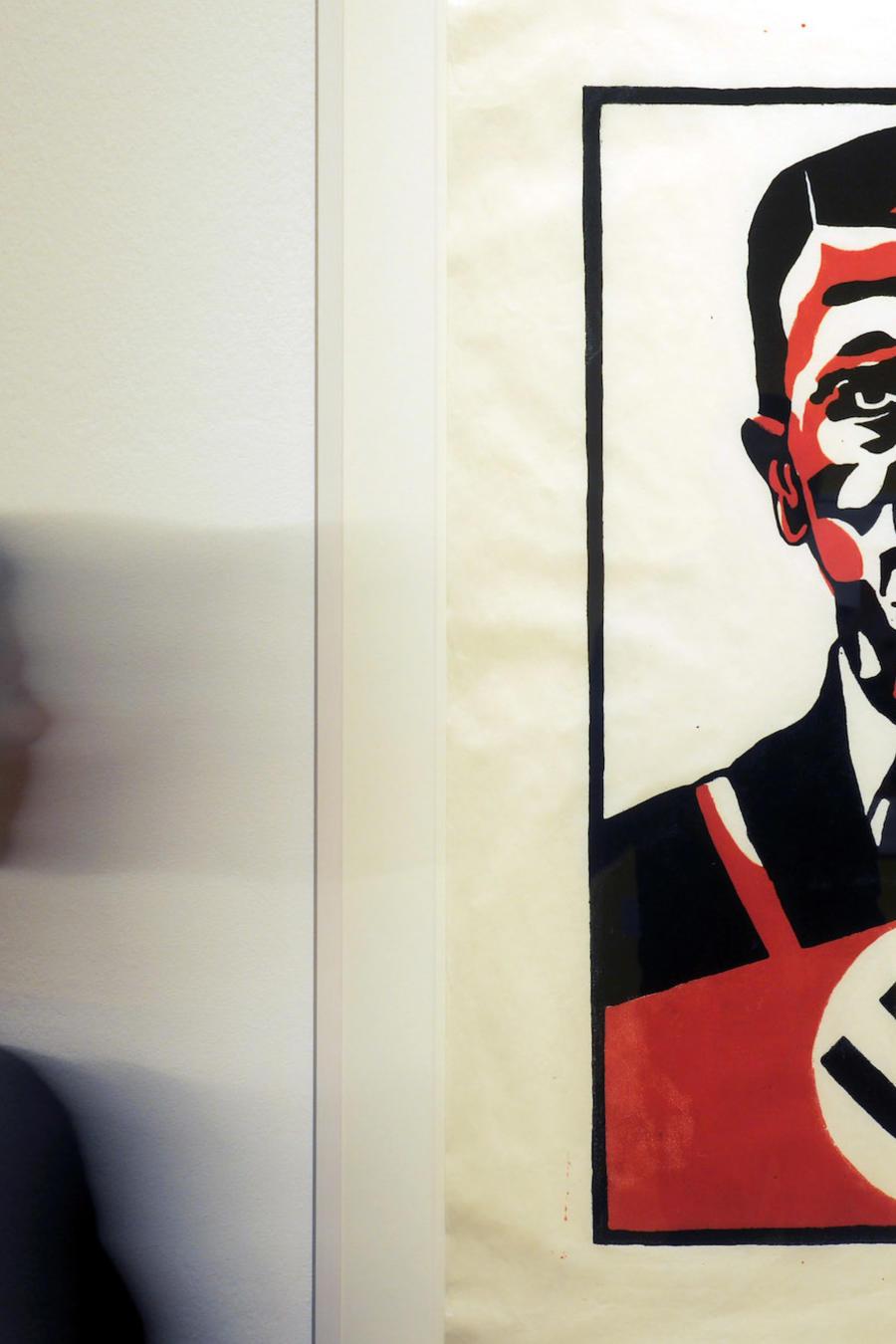 Imagen de archivo de una exposición en Leipzig (Alemania).