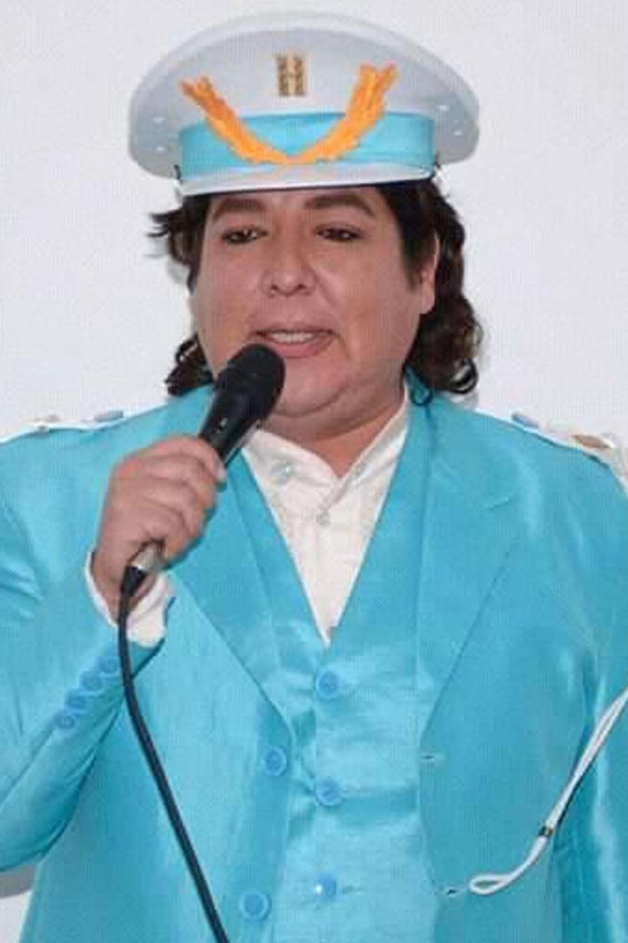 Juan Gabriel y su imitador