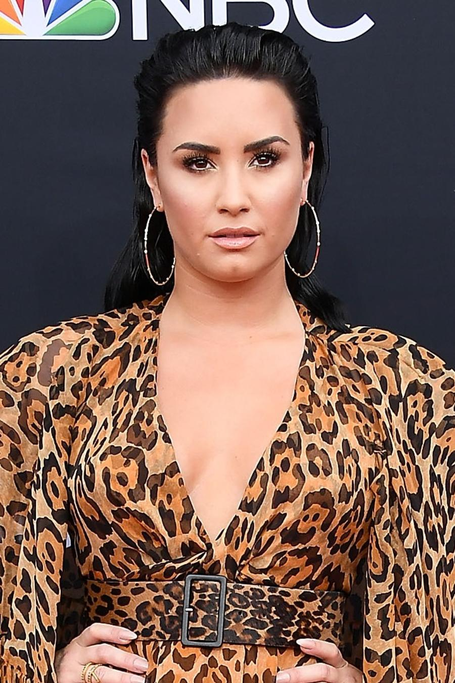 Demi Lovato at the Billboard Music Award