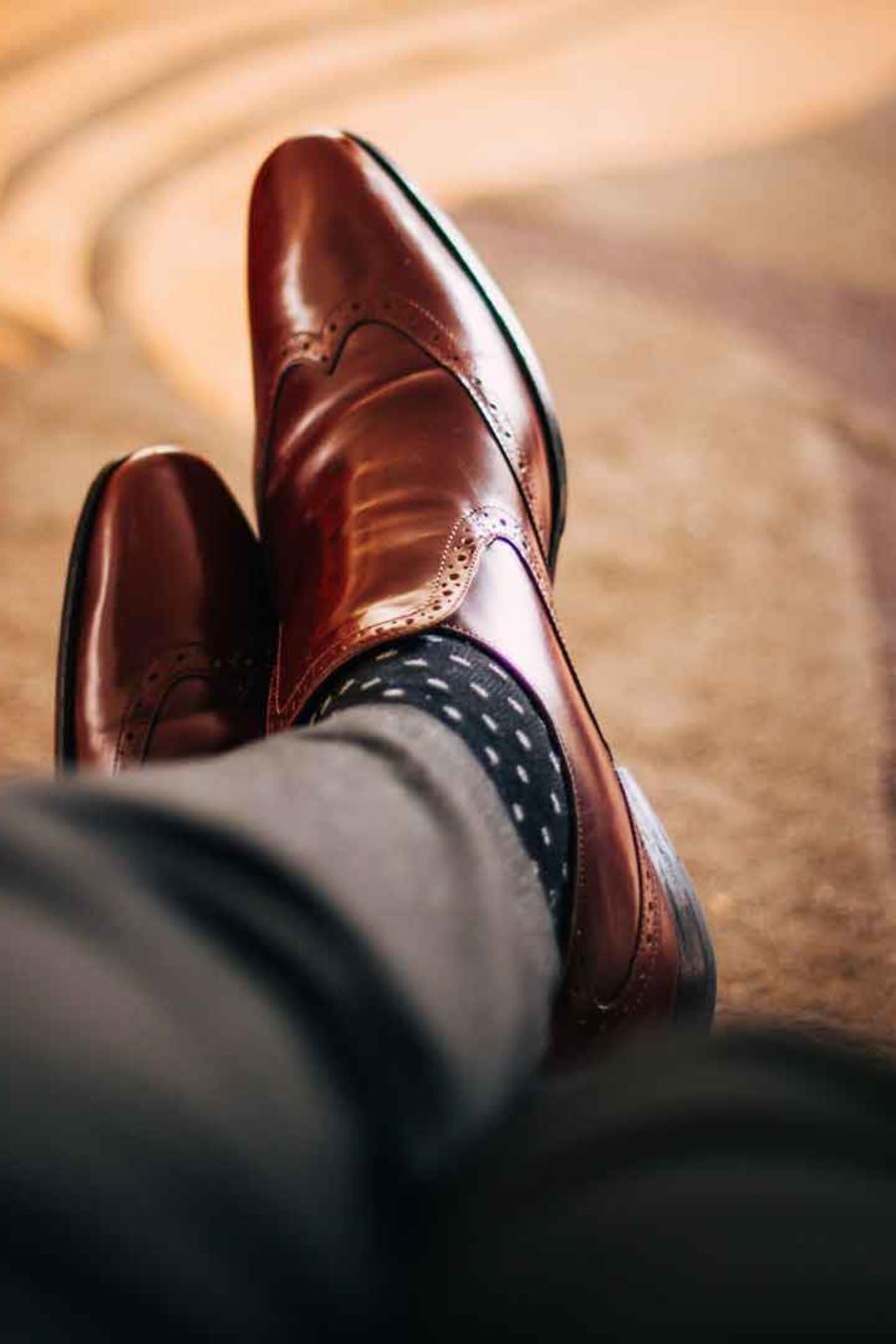 Los calcetines sucios no son inofensivos.