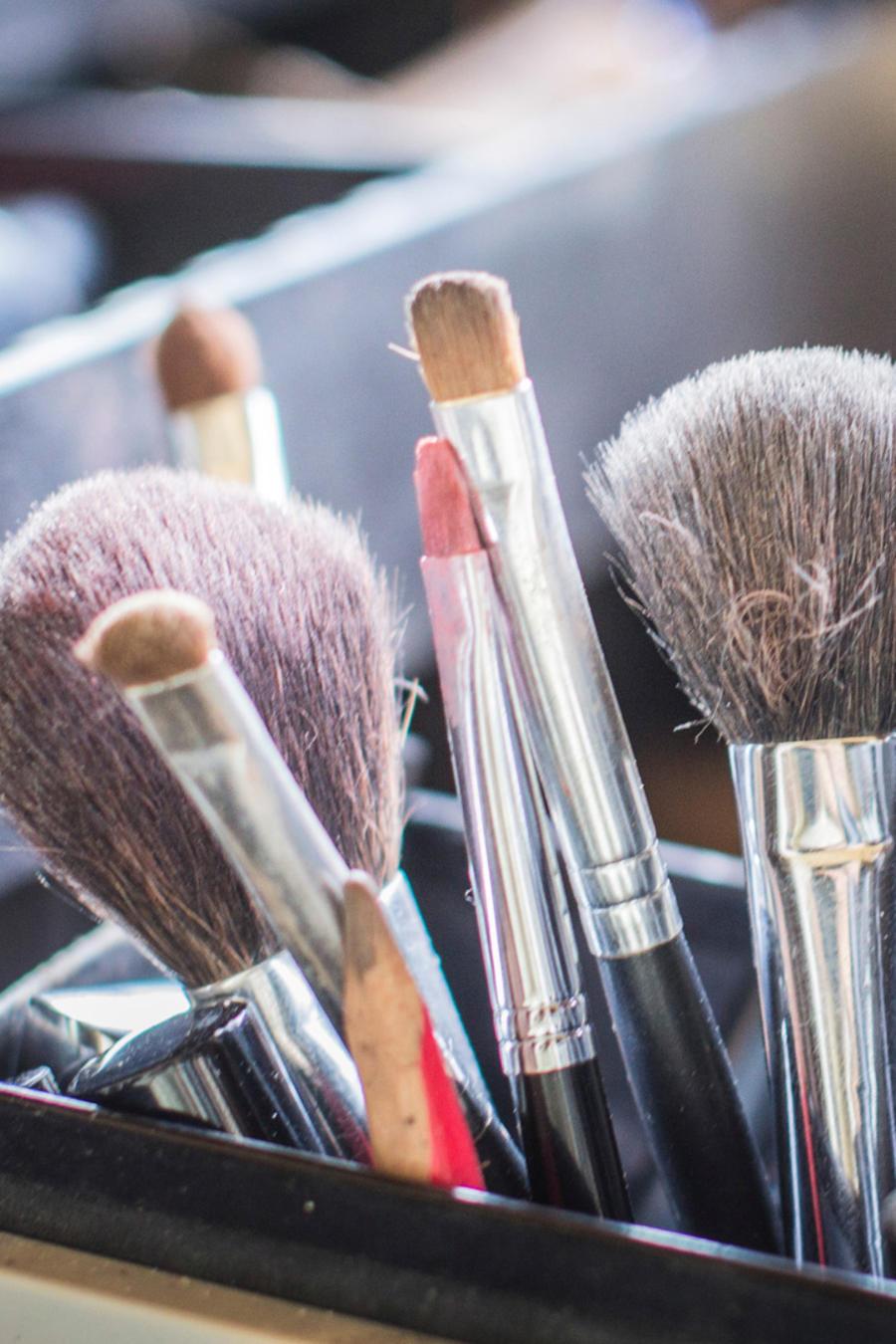 Cepillos de maquillaje