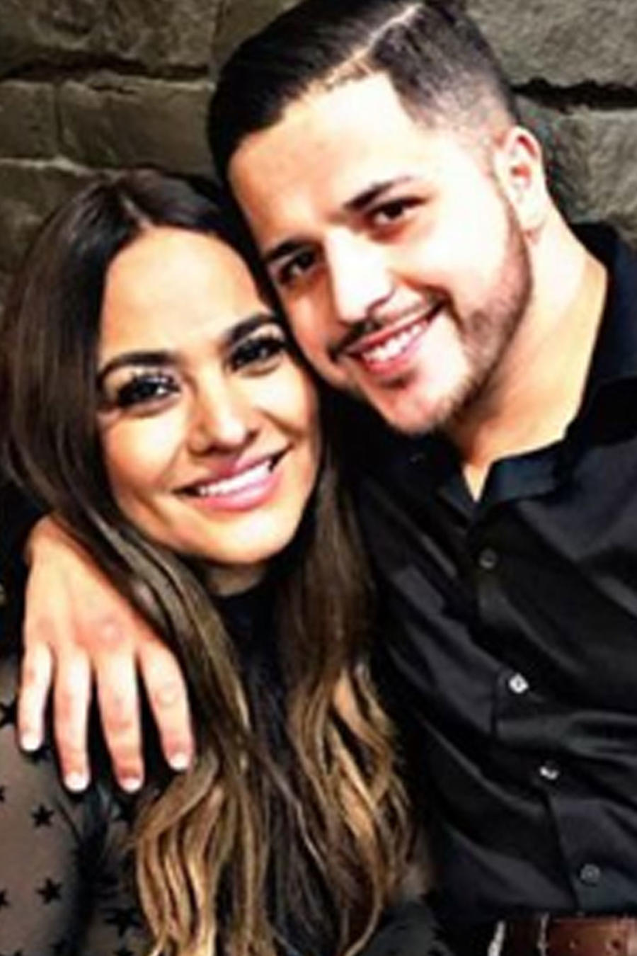Mayeli Alonso y Jesús Mendoza