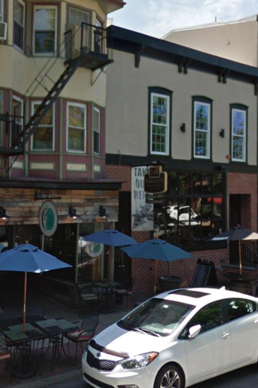Imagen de archivo del café Under the Moon, en Bordentown (Nueva Jersey).