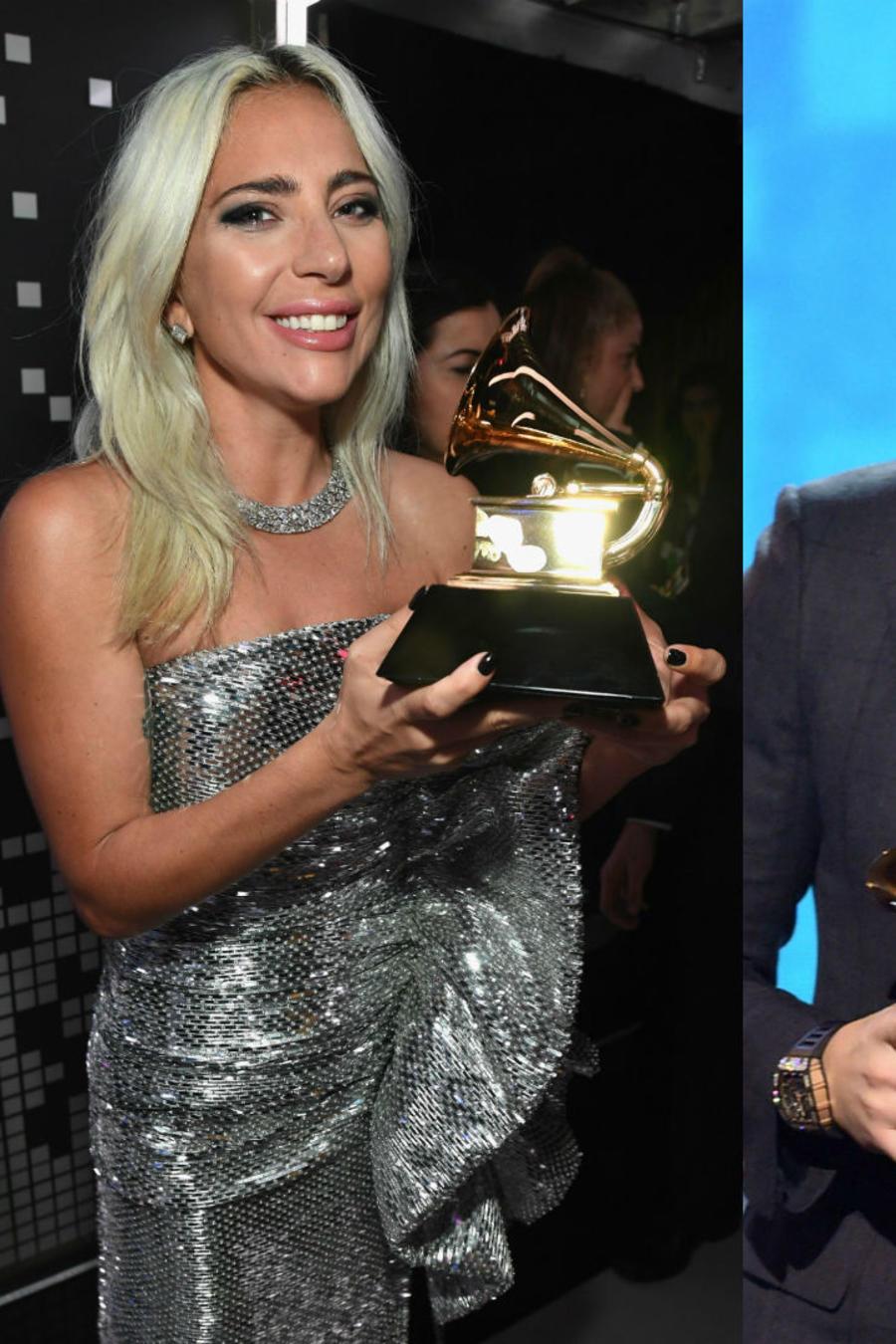 Ganadores Grammys 2019