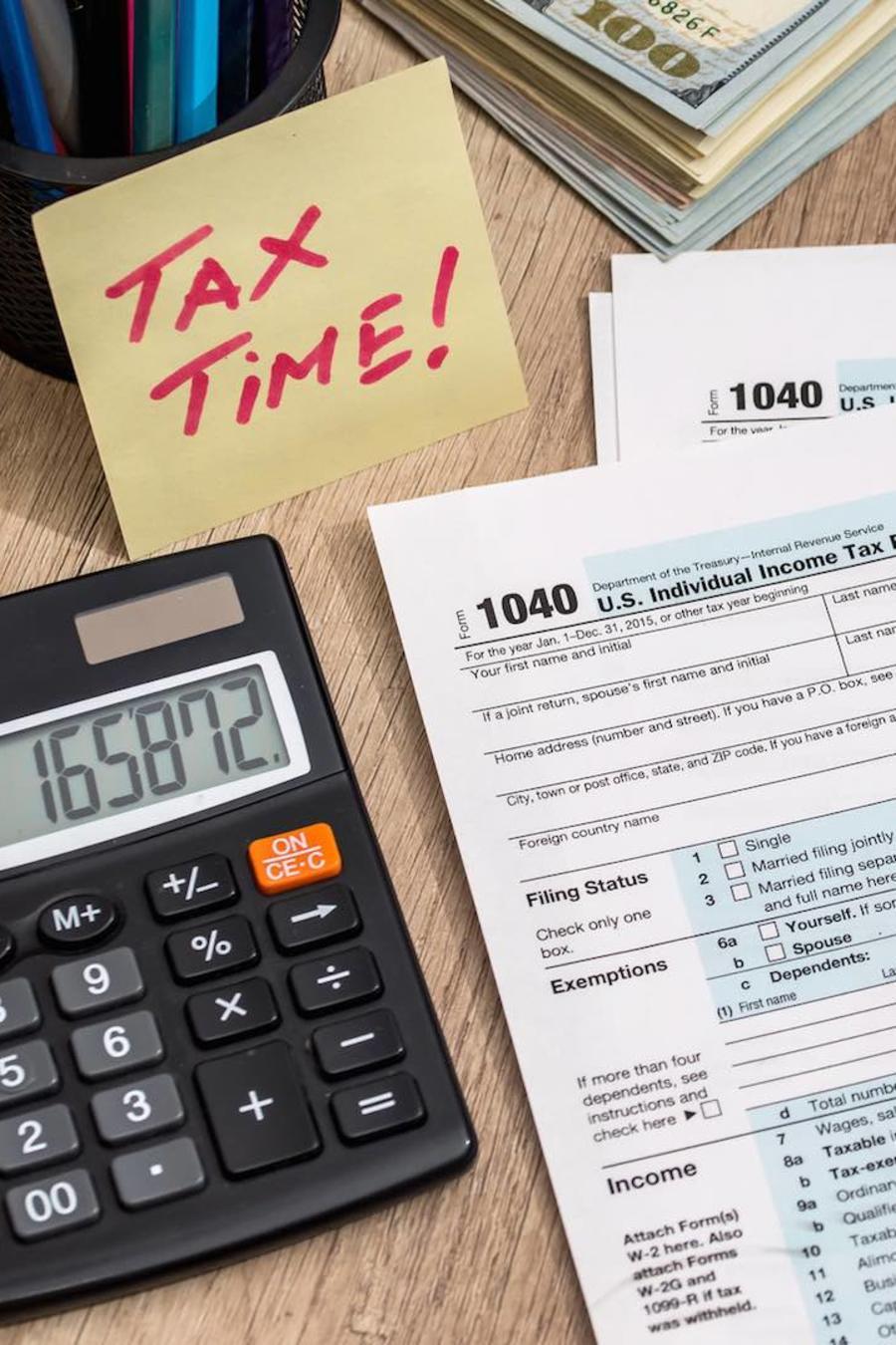 Elementos para preparar impuestos