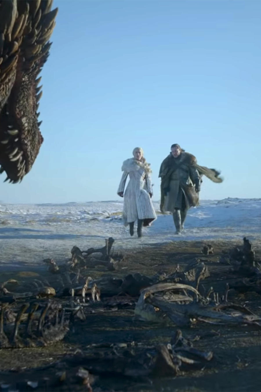 Game of Thrones trailer screengrab