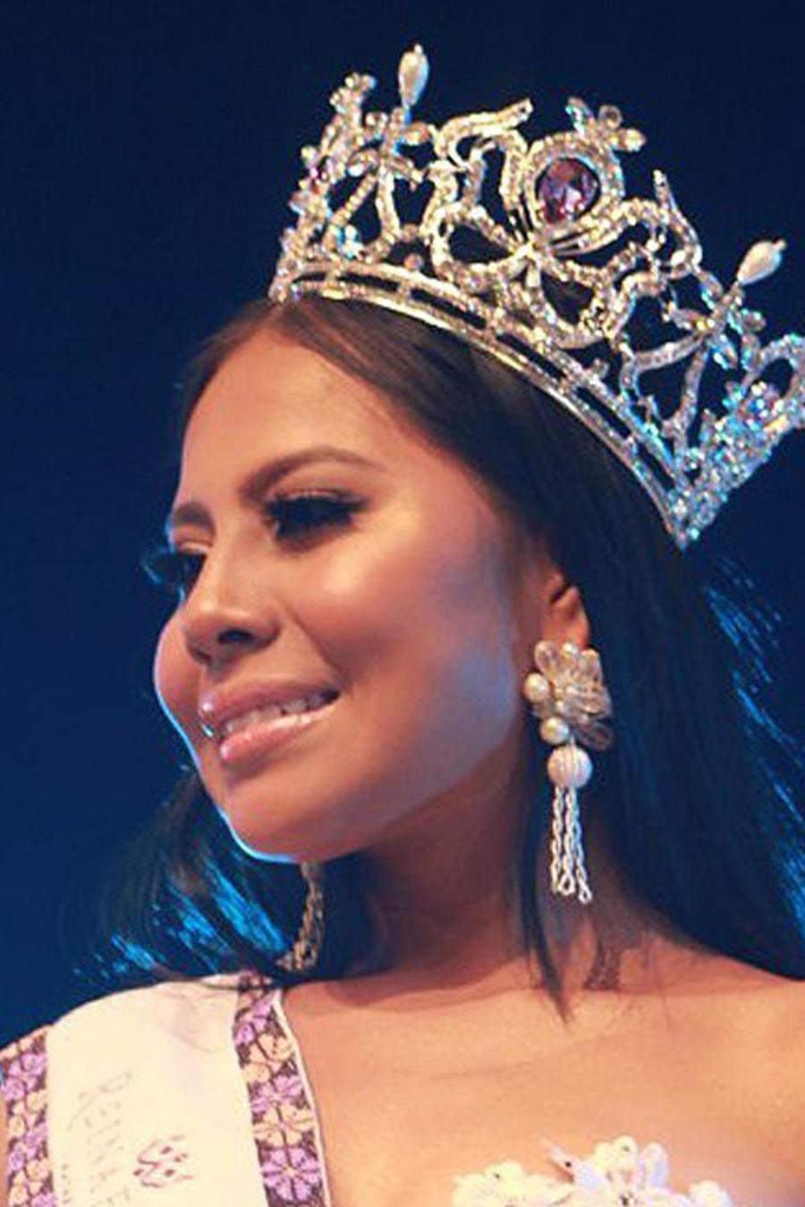 Yukaima González, la joven indígena ganadora del concurso de belleza en México ya coronada