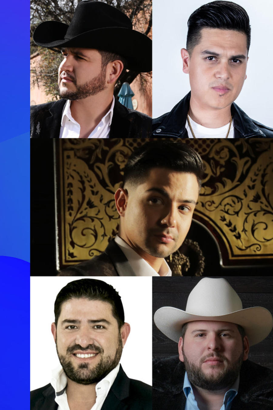 Billboard Latin Music Week Regional Mexican panel