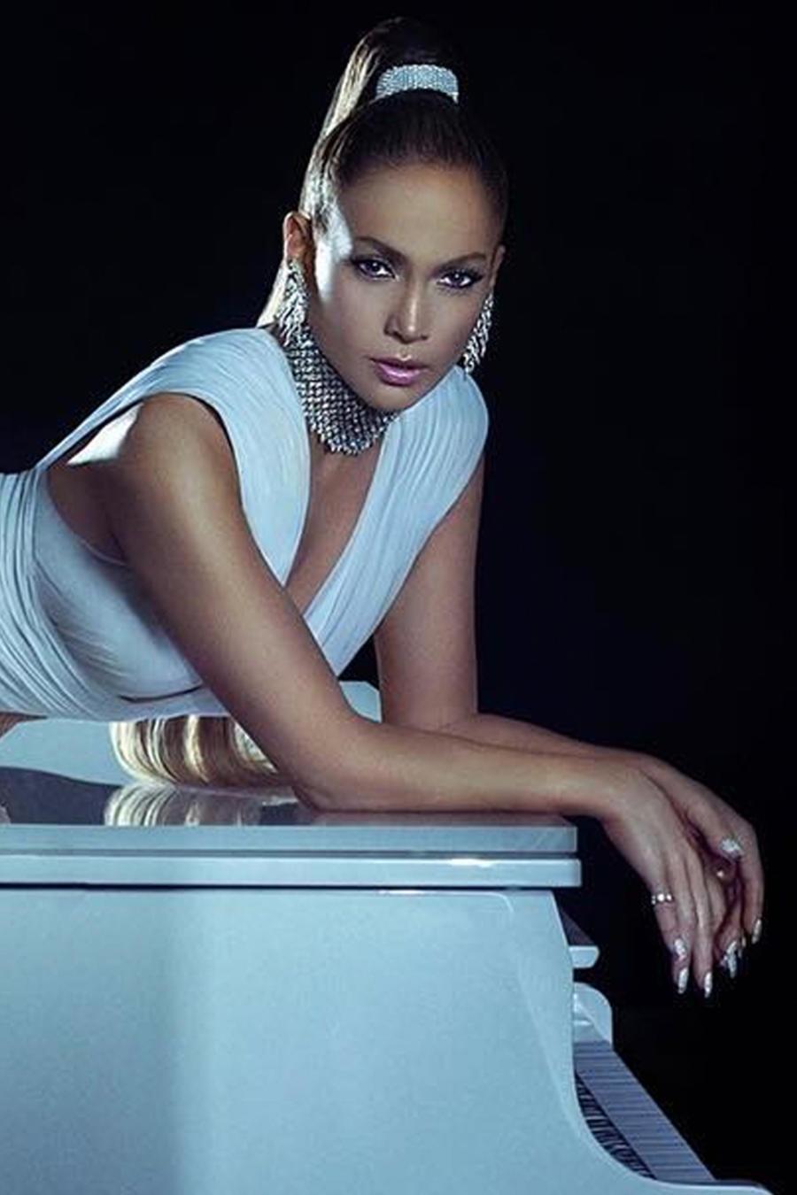 Jennifer Lopez es un icono de la moda