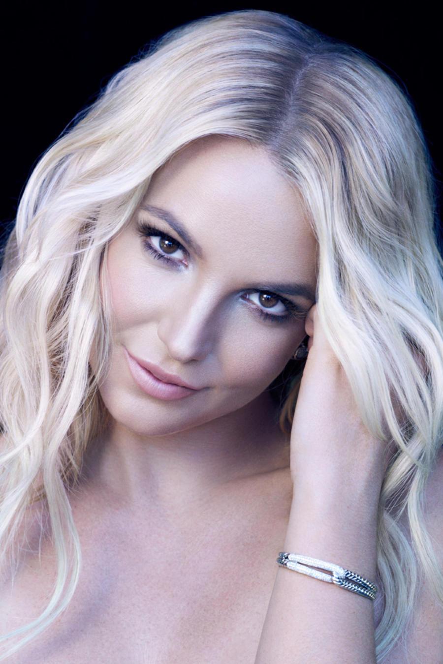 """Britney Spears en una sesión de fotos para el documental """"I Am Britney Jean"""" en 2013"""