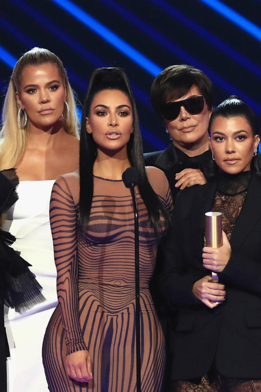 Familia Kardashian-Jenner
