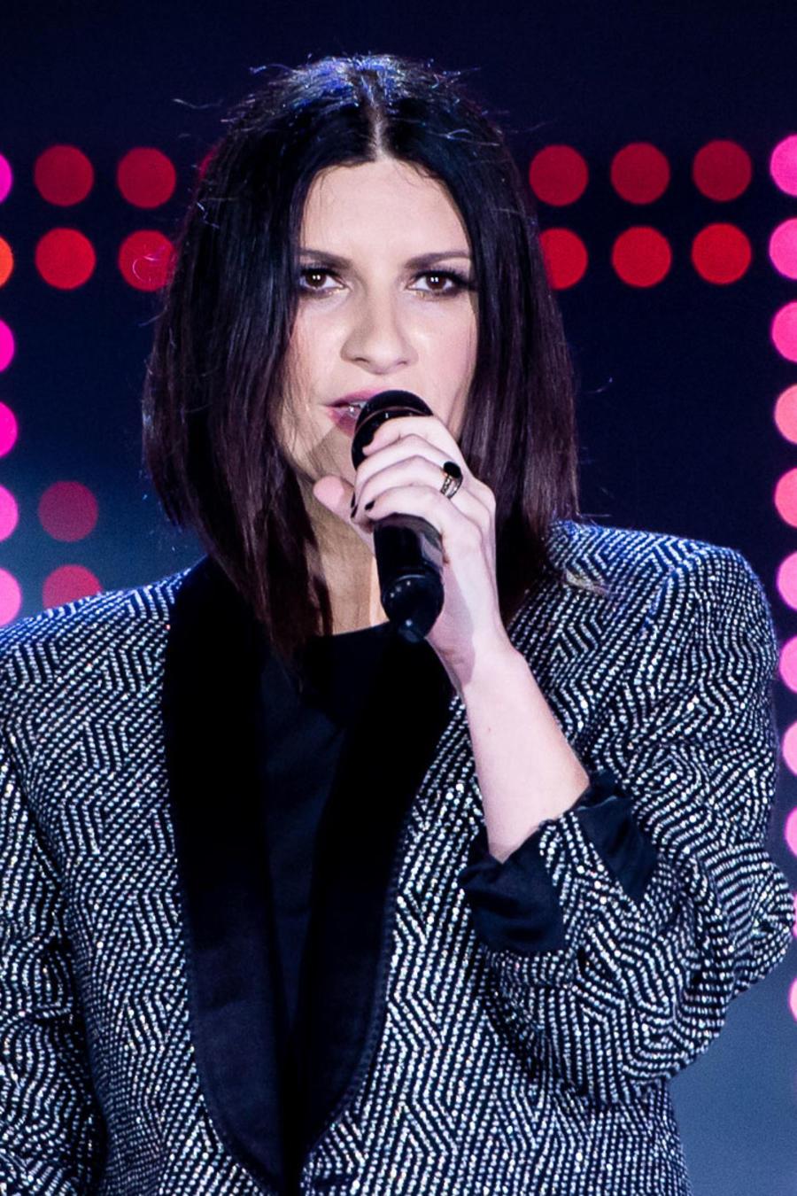 Laura Pausini en concierto