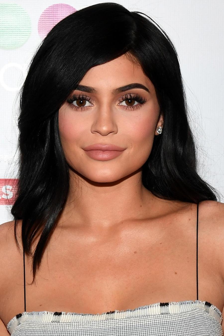 Kylie Jenner en el Fashion Show mall en Las Vegas en abril de 2017